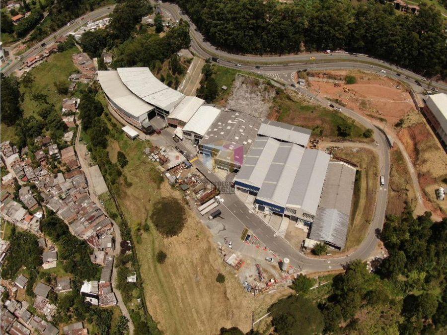 bodega arriendo la estrella 1100m2 parque industrial