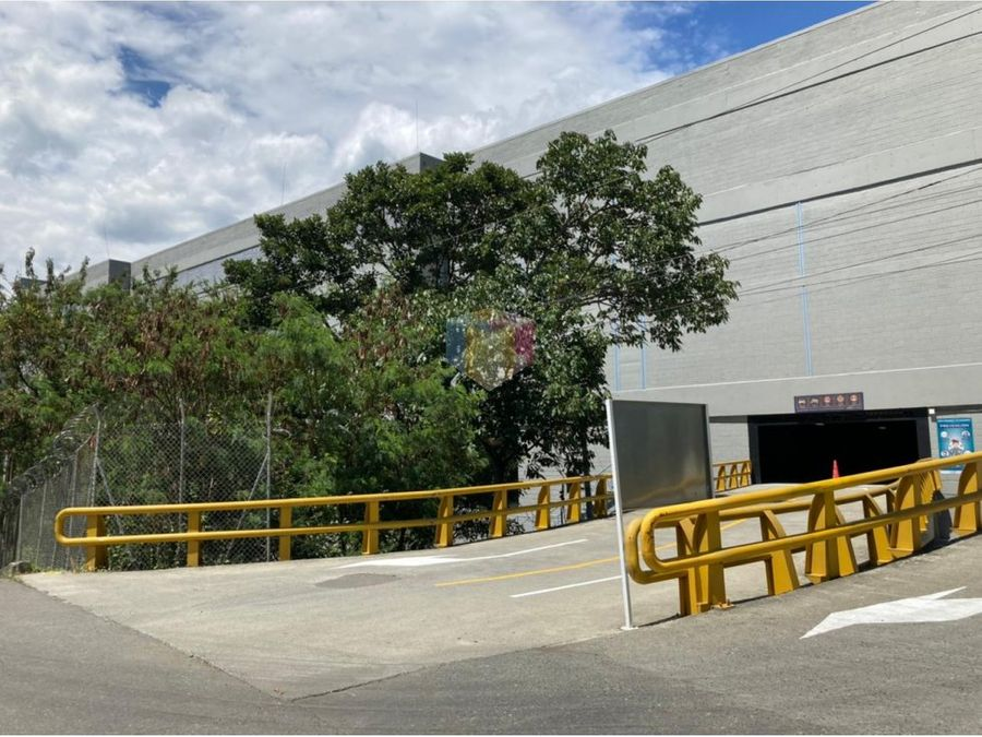 bodega arriendo bello 7750 m2 parque industrial