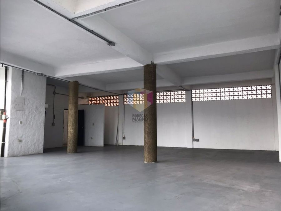 bodega en arriendo zona industrial de belen 110 m2