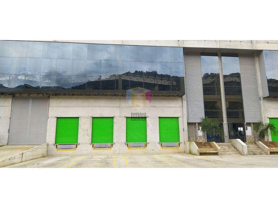 bodega arriendo girardota 3546 m2 parque industrial