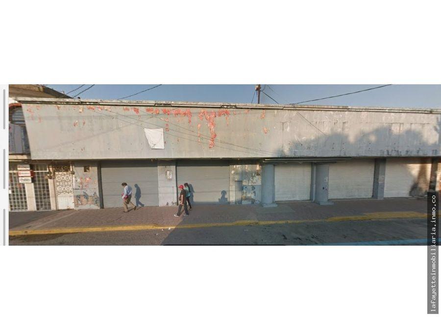 bodega en calle juarez