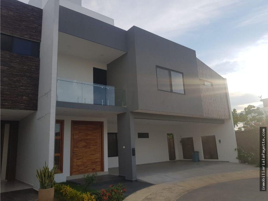 casa en venta en residencial haciendas