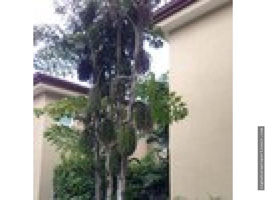 casa en condominio con hermosas vistas al gam