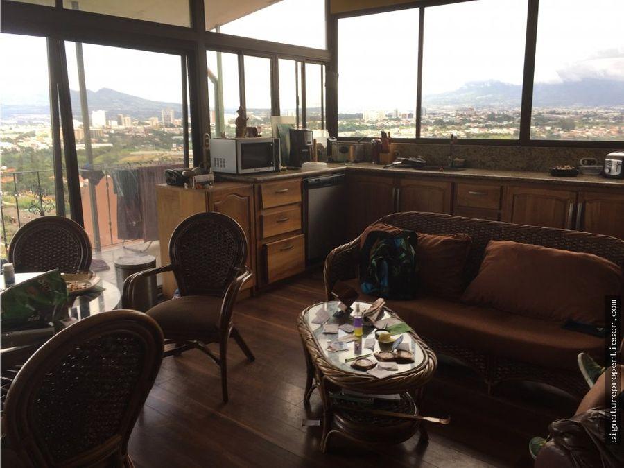 hotel de 5 niveles escazu bello horizonte