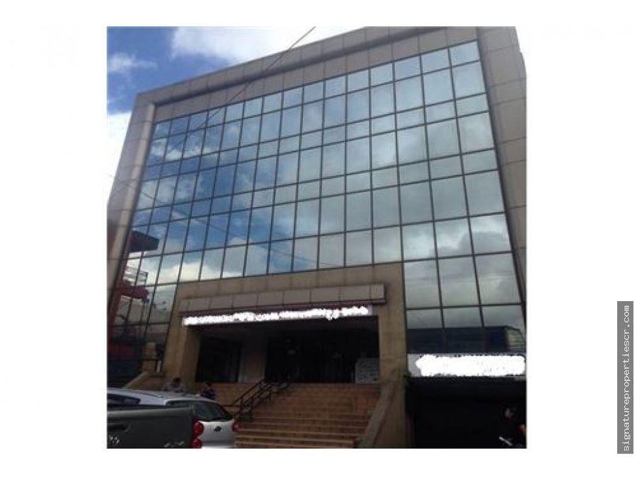 edificio de 7 niveles heredia centro