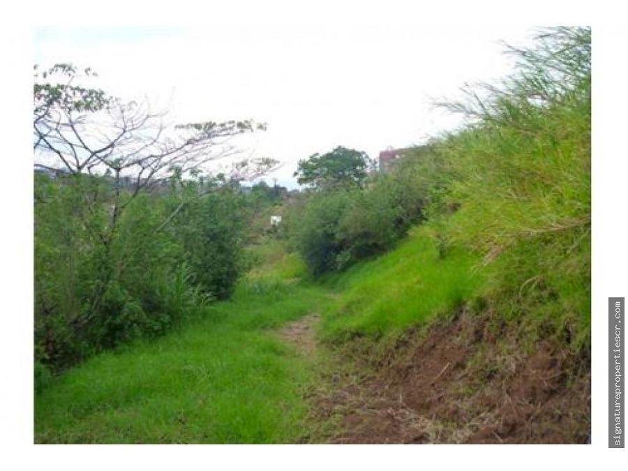 lote de 2200 m2 la trinidad moravia