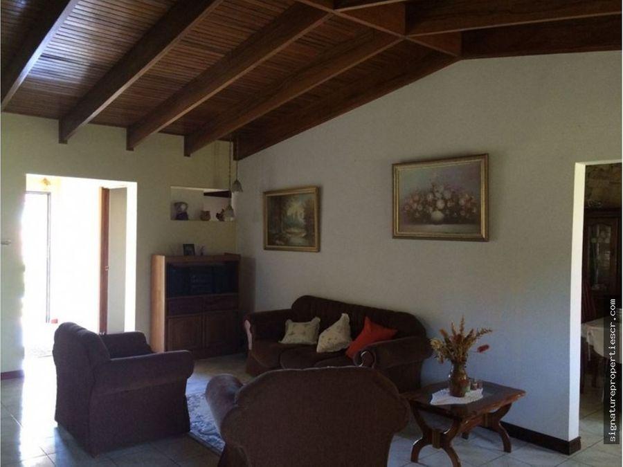 casa de 3 dormitorios san francisco de dos rios