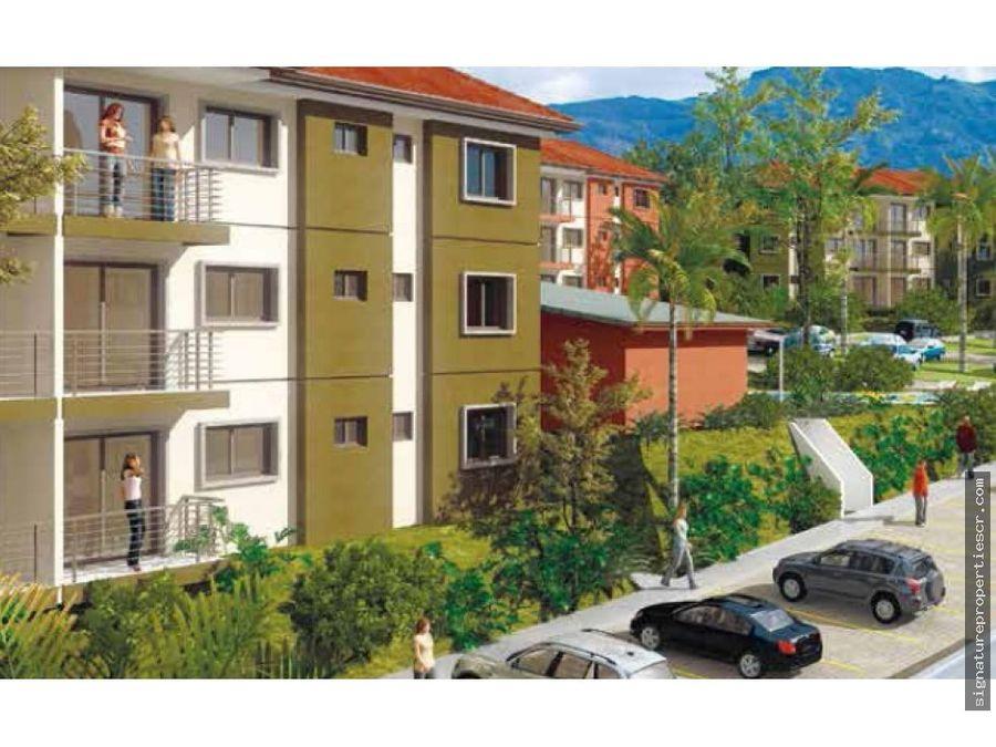apartamentos en condominio tres rios la union