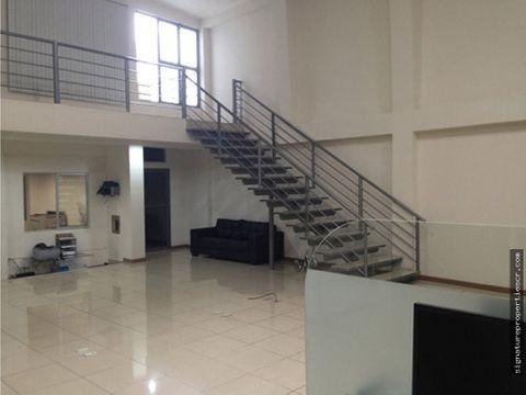edificio de 3 niveles para oficinas curridabat
