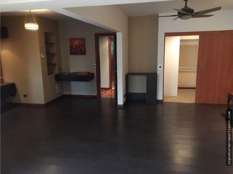apartamento en segundo nivel barrio amon