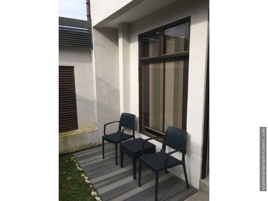 loft de 2 dormitorios en curridabat guayabos