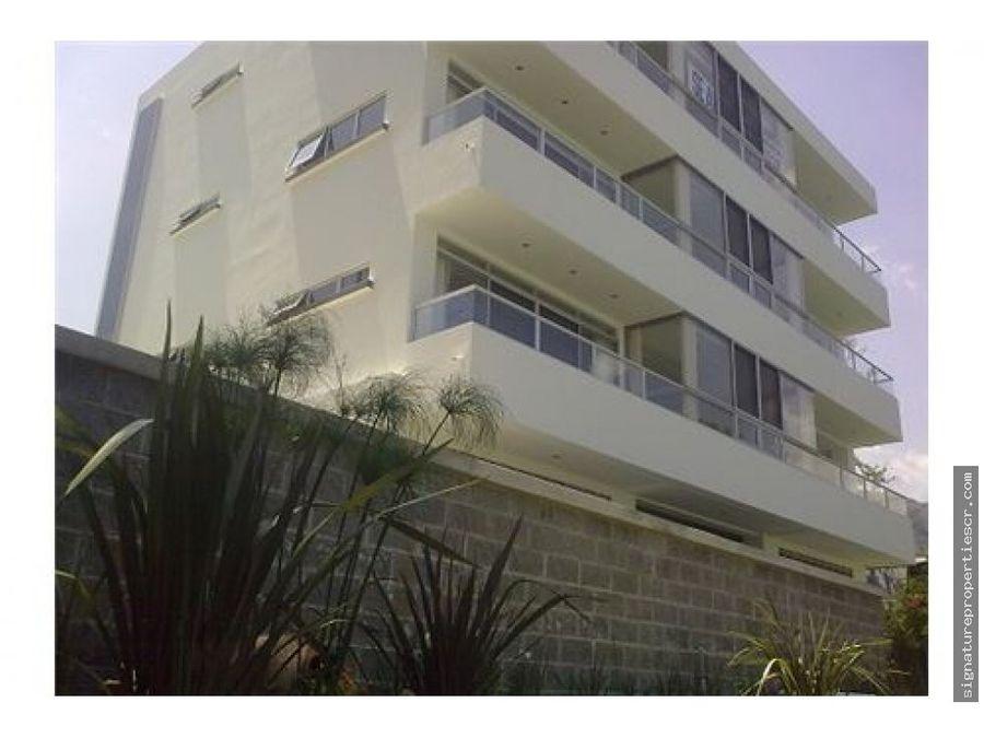 edificio de apartamentos santa ana