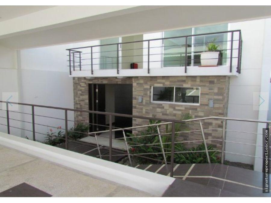 casa estilo contemporaneo guachipelin escazu