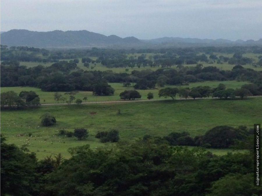 terreno para inversion o desarrollo nandayure
