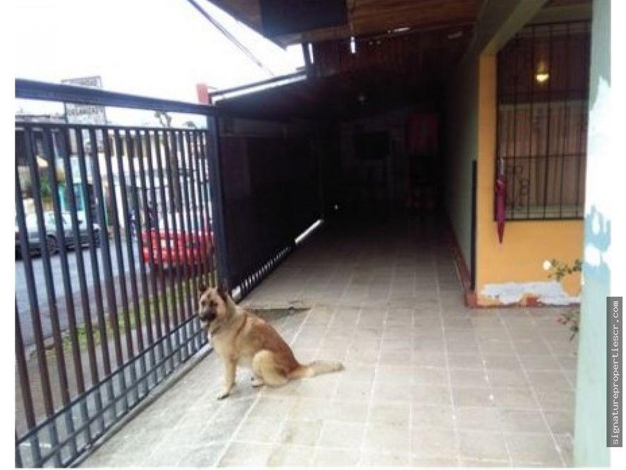 casa centrica con negocio funcional barrio mexico