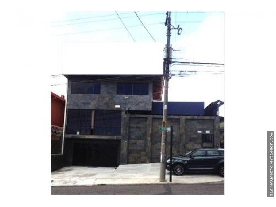 edificio para oficinas los yoses san pedro