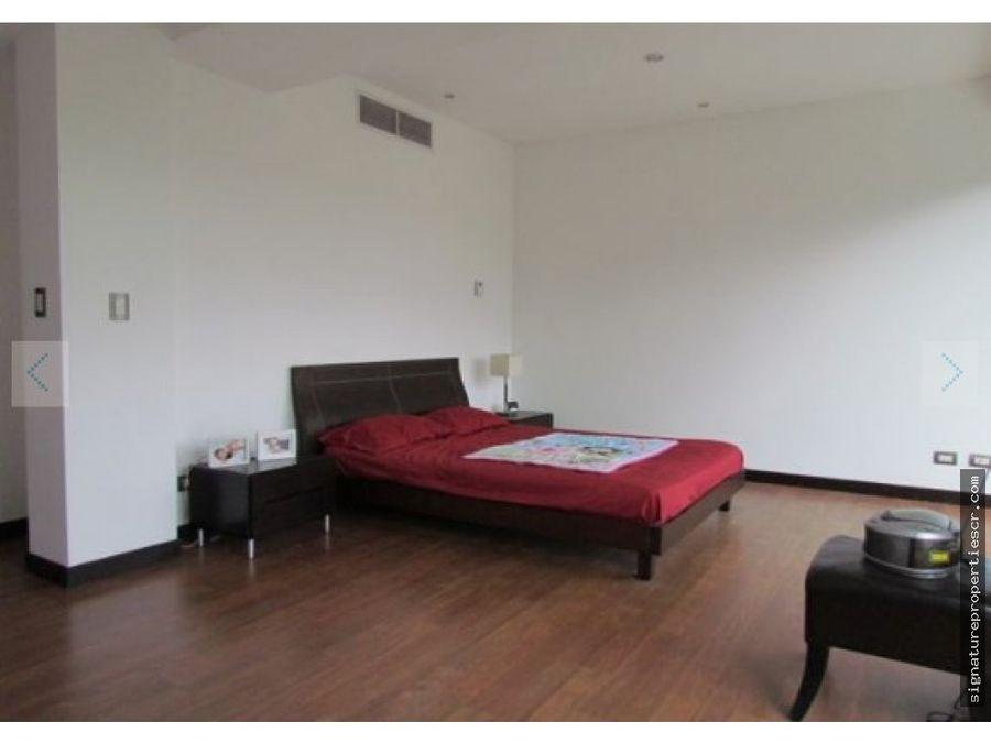 apartamento en excelente ubicacion escazu