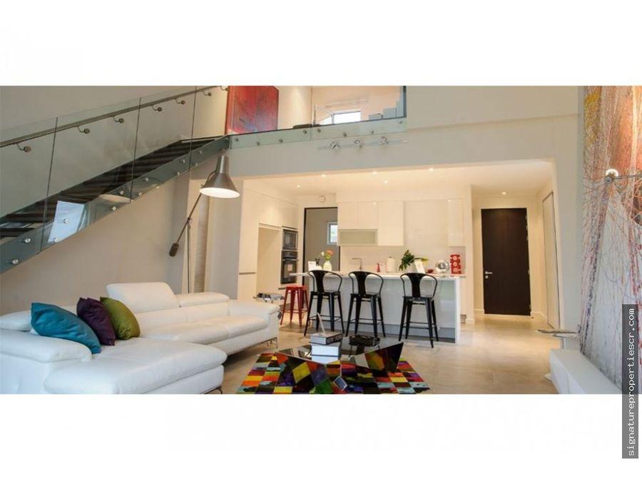 lofts de 1 o 2 dormitorios santa ana