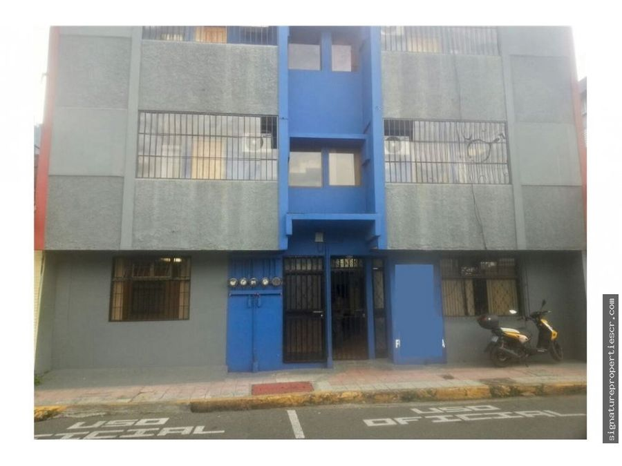 edificio con ubicacion estrategica san jose
