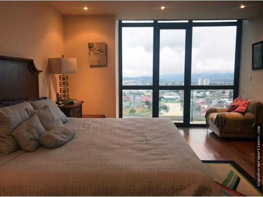 apartamento en el 15vo nivel la sabana oeste
