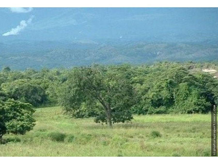 finca de 1988 hectareas bagaces guanacaste