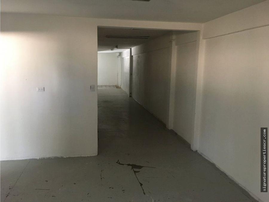bodega industrial de 536 m2 en la radial santa ana