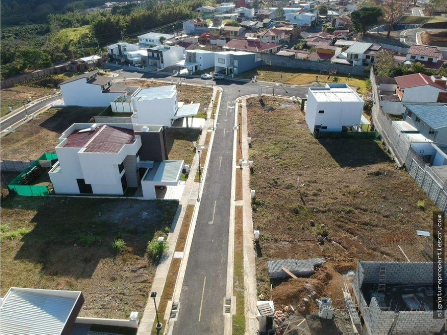 terreno en residencial san jose curridabat