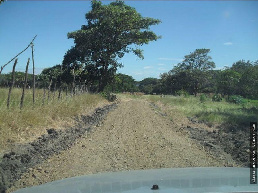 excelente finca de 96 hectareas en nicoya