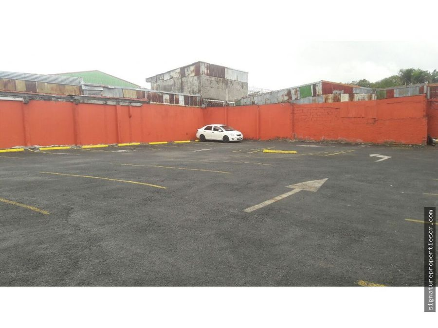 terreno de 83452 m2 en san jose plaza viquez