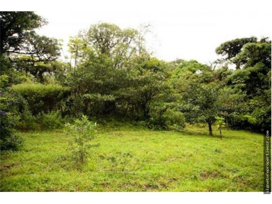finca en el bosque nuboso san ramon alajuela