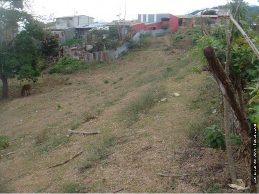 terreno para desarrollo en desamparados
