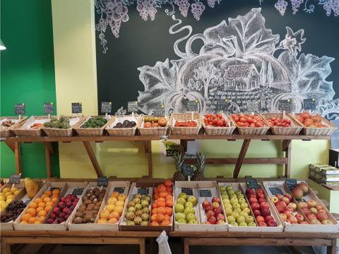 traspaso fruteria tienda ecologica