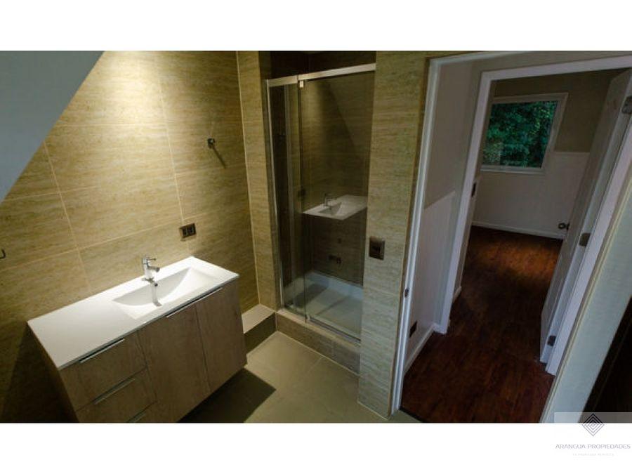 exclusivas casas en venta en condominio en pucon oeste
