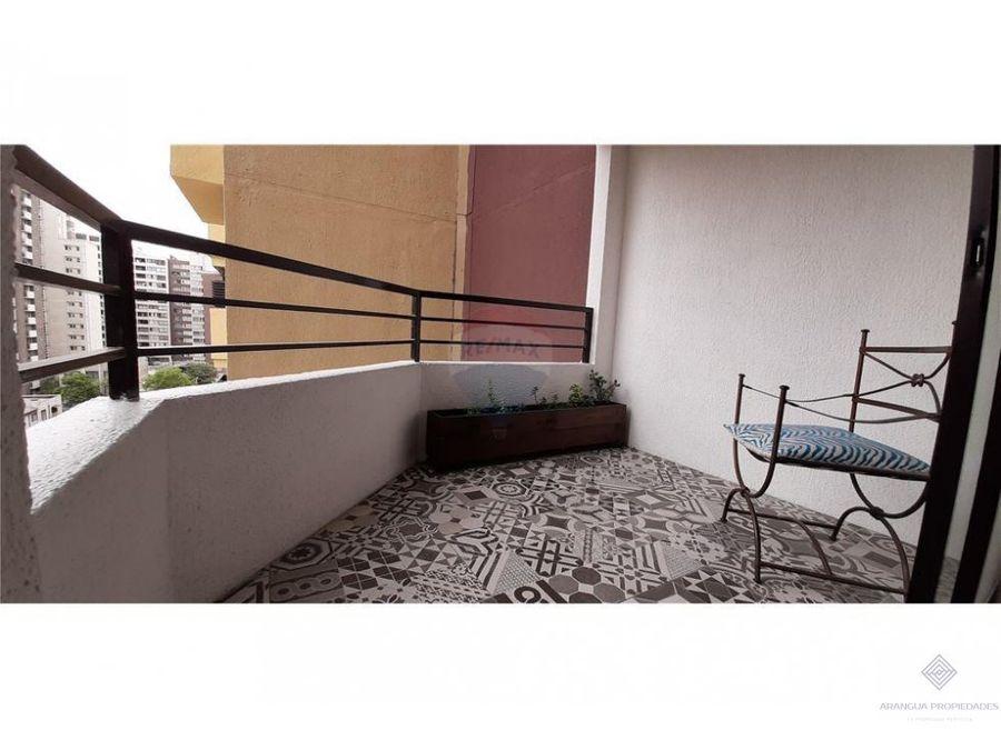 moderno departamento en venta en santiago calle lira