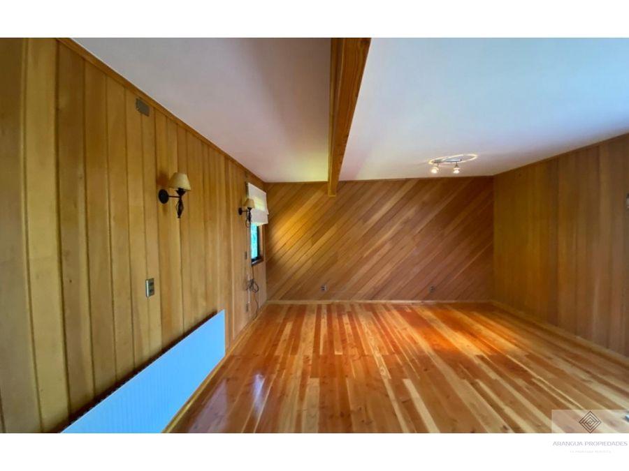 hermosa y amplia casa en venta en villarrica sector cruz blanca