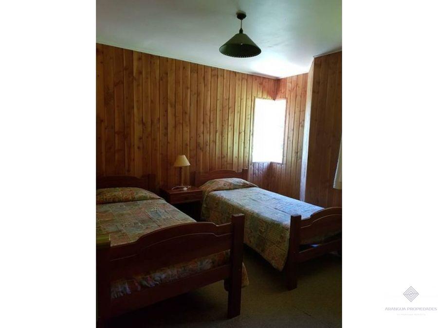 oportunidad parcela en venta con 3 cabanas en caburgua