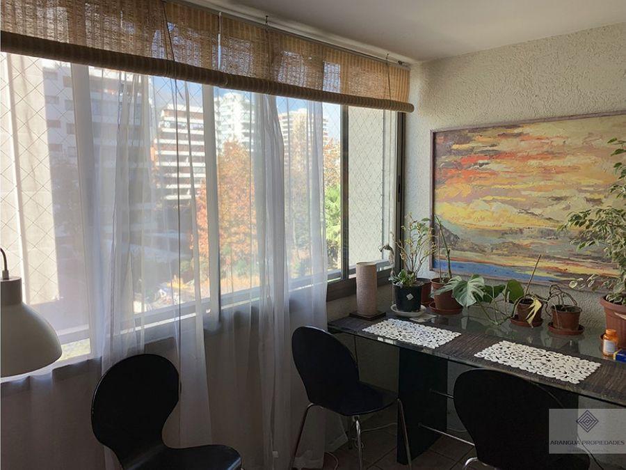 departamento en venta en las condes condominio imago mundi