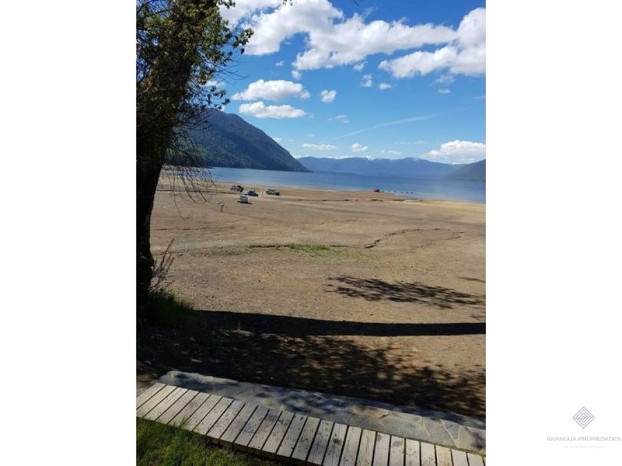 acogedora cabana a pasos de la playa lago caburgua