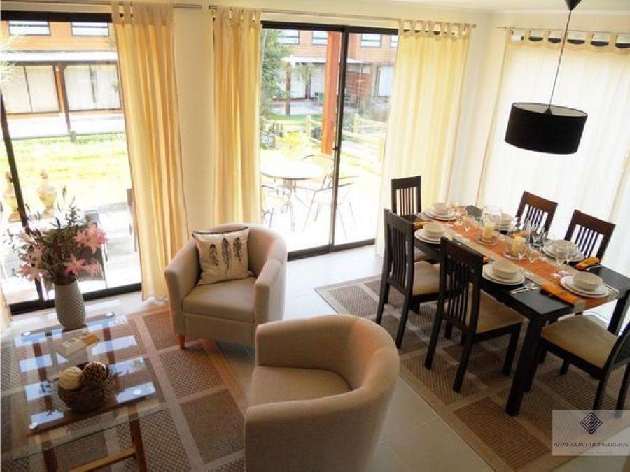 exito de ventas ultima casa disponible en condominio en pucon
