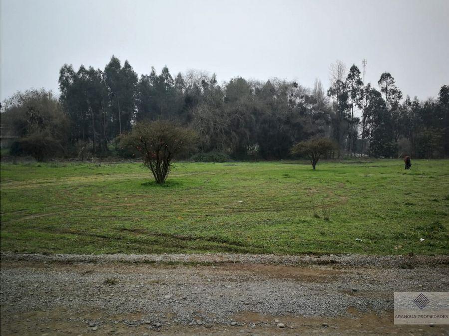 venta 2 terrenos rurales comuna el maule