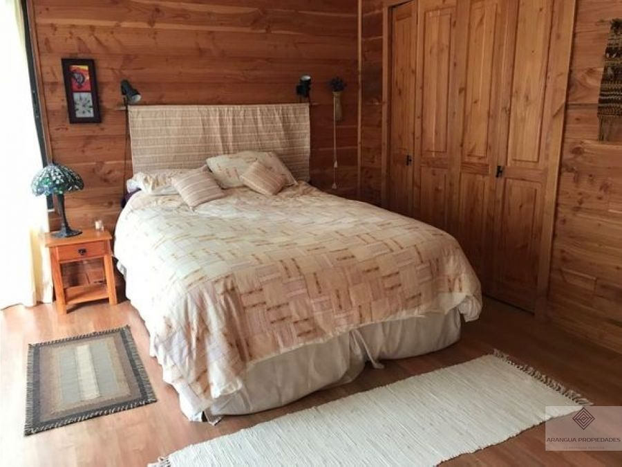 por temporada acogedora cabana en arriendo en pucon acceso al lago
