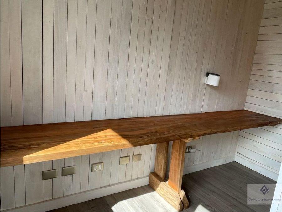 espectacular casa en venta en condominio en villarrica los guindos