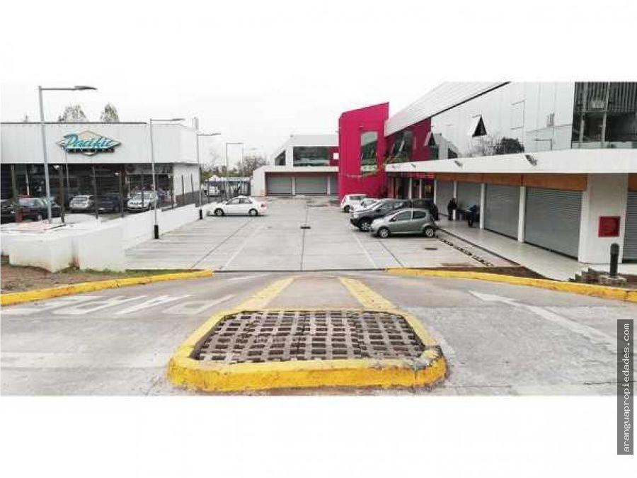 local strip center nuevo en arriendo en penalolen