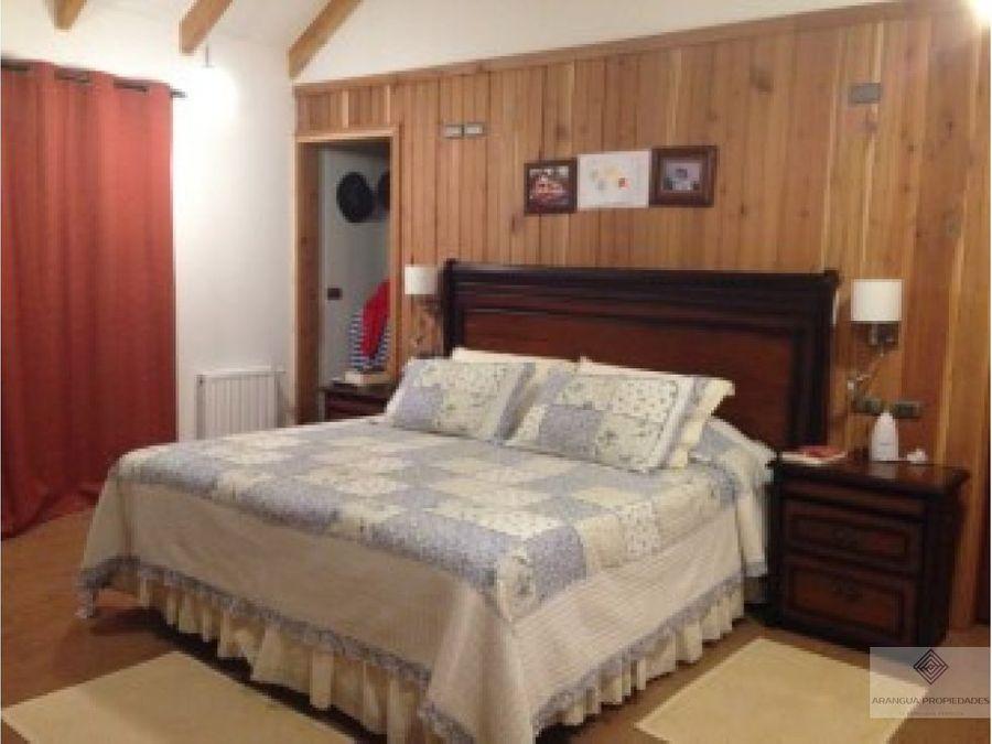casa en venta en pucon condominio privado 20 faja