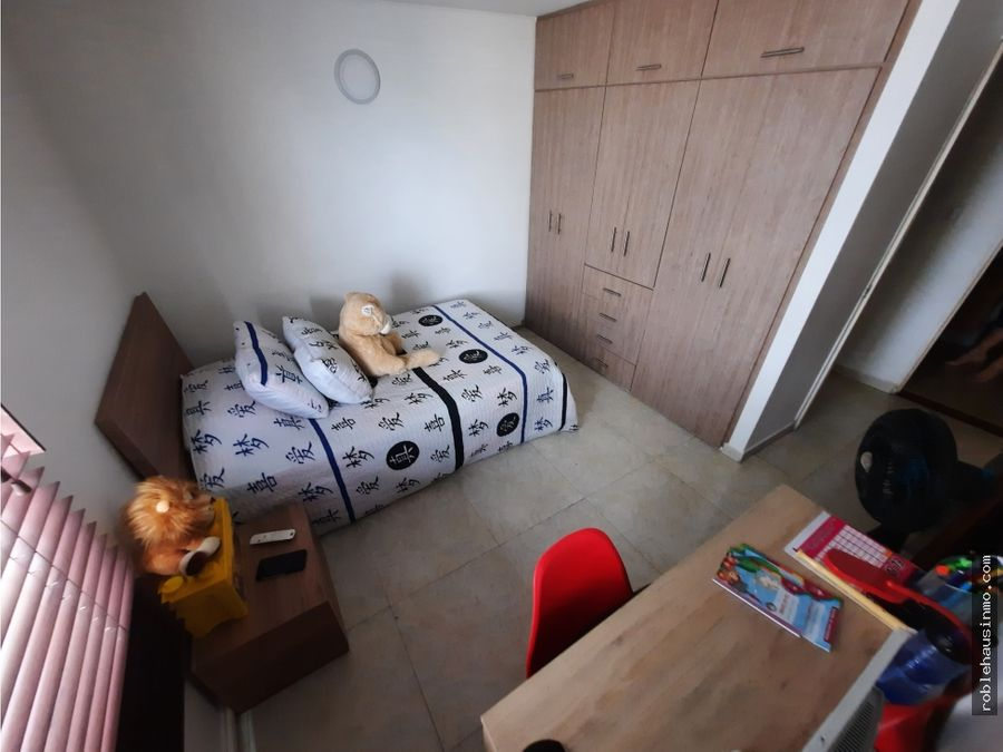 vendo apartamento en pacara