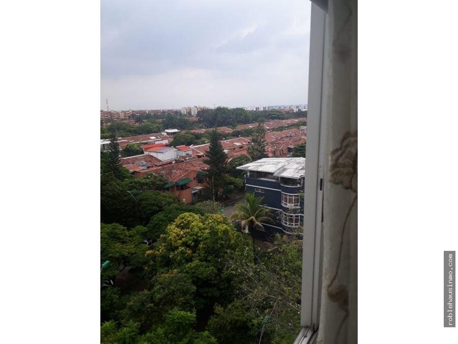 vendo apartamento valle del lili dg