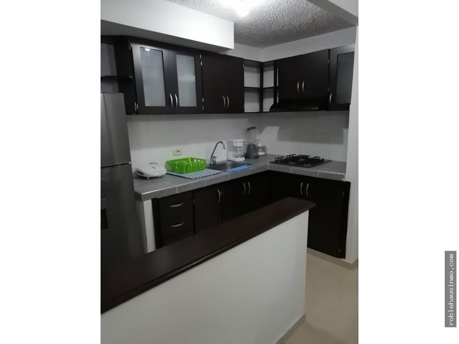 vendo apartamento caney