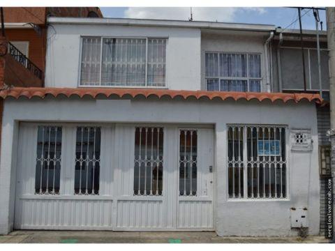 casa en venta en el barrio la fragua bogota dc