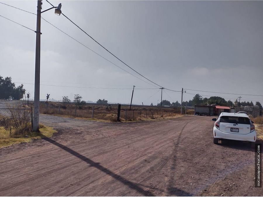 terreno urbano colindante con el aeropuerto de santa lucia