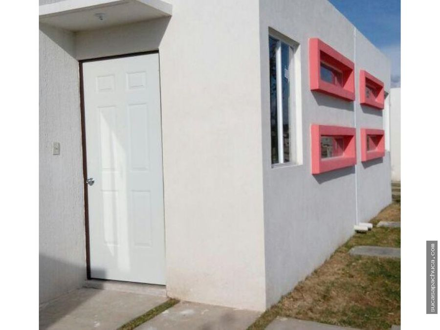 casa en venta en pachuca economica